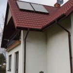 Instalacje OZE w Białęj Podlaskiej - kolektory słoneczne (zdjęcie nr 11)